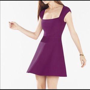 BCBG Kamala A-Line Bandage Dress